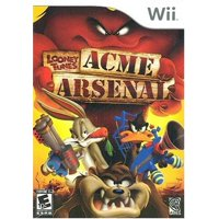 Looney Tunes: Acme Arsenal for Nintendo Wii