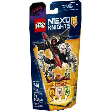 Lego Nexo Knights Pt Ultimate Lavaria 70335