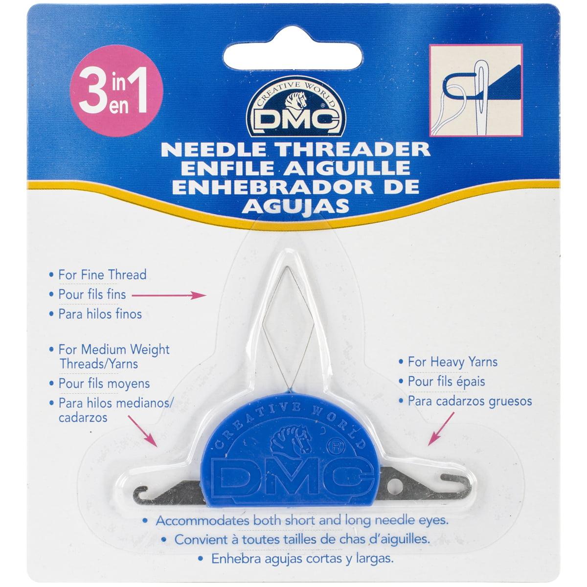 DMC 3-in-1 Needle Threader-