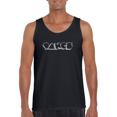 Men's tank top - different styles of (Different Men's Styles)