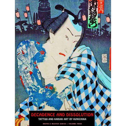 Decadence & Dissolution: Tattoo and Kabuki Designs