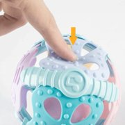 0-2 Years Old Babies And Infants Educational Rattle Fitness Toy Ball Soft Teether Crawling Ball