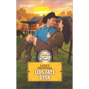 Luke's Proposal - eBook