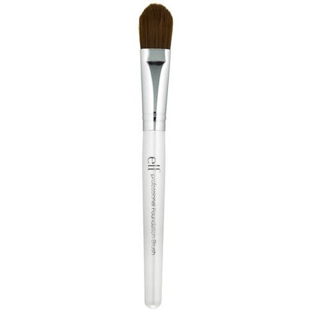 Bobbi Brown Retractable Lip Brush - e.l.f. Cosmetics Foundation Brush