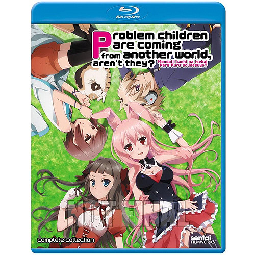 Problem Children Are Coming From Another World: Complete Collection (Blu-ray)