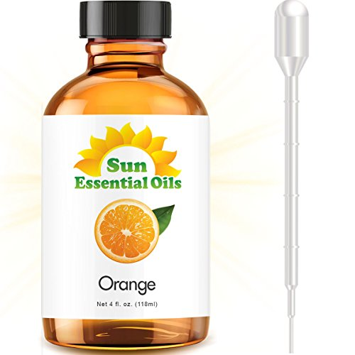 Orange (Large 4oz) Best Essential Oil