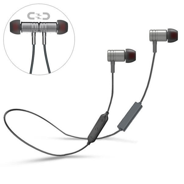 Earphones magnetic bluetooth qcy prime - bluetooth earbuds magnetic neck