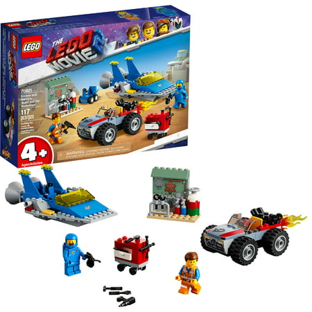 LEGO Movie Emmet and Benny's 'Build and Fix' Worksh 70821