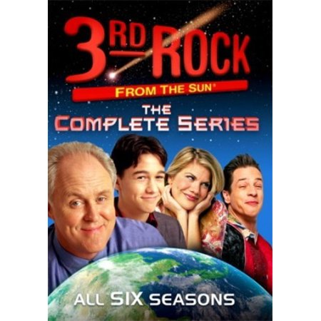 3rd Rock From the Sun The Complete Series (DVD) (3rd Rock From The Sun Tv Series)