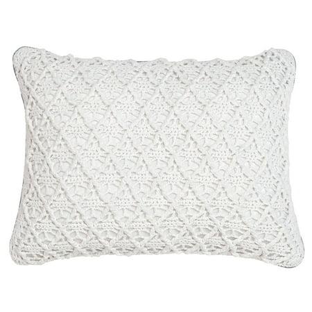 (Croscill  Cape May Boudoir Pillow)