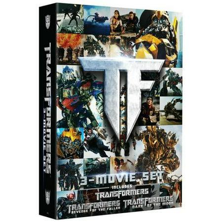 Transformers Trilogy  Widescreen
