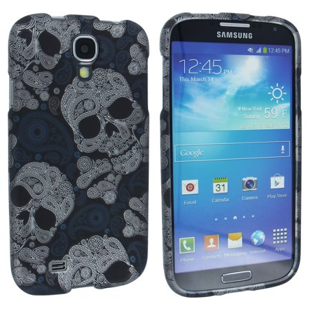 Wholesale Skeletons (Blue Skeleton Design Snap-On Hard Case Cover for Samsung Galaxy)