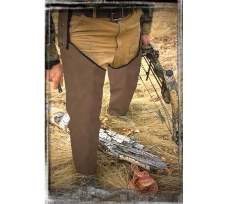 Brown, Regular Rattler Snake Proof Gaiters