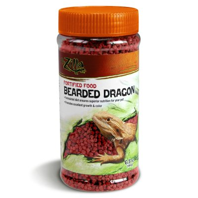 Zilla-Fortified Bearded Dragon Food 6.5 Ounce