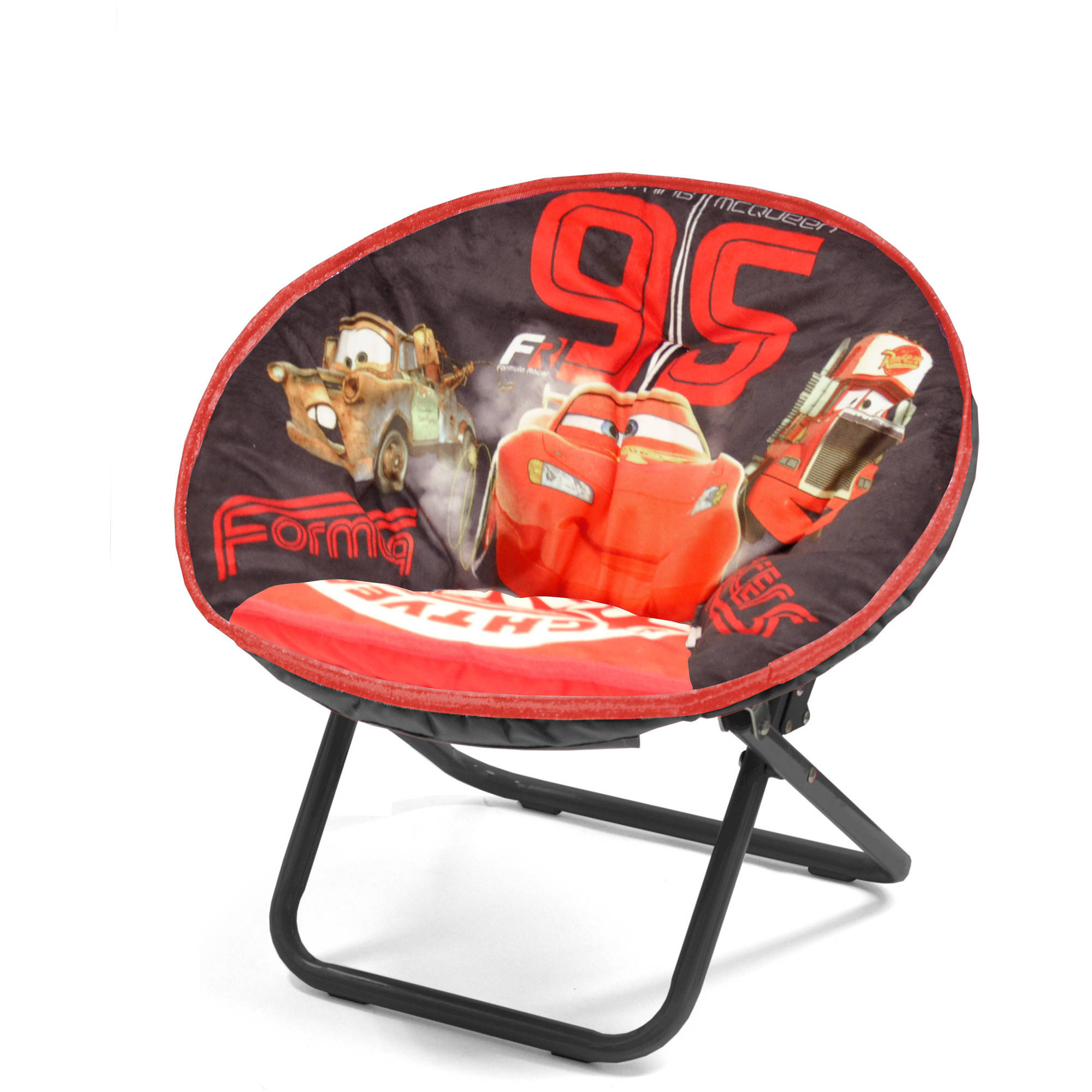 Disney Cars Mini Saucer Chair