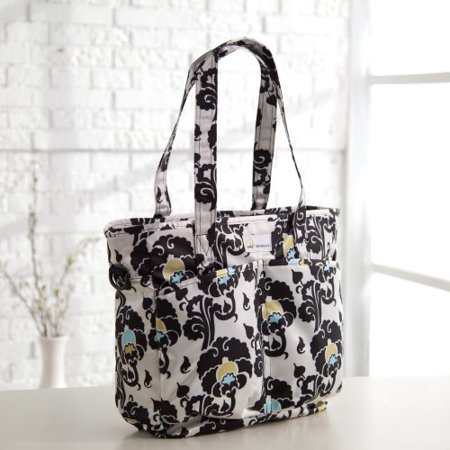 Amy Michelle New Orleans Go Work Tote - Moroccan