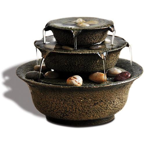 HoMedics Serenity Bowl Fountain