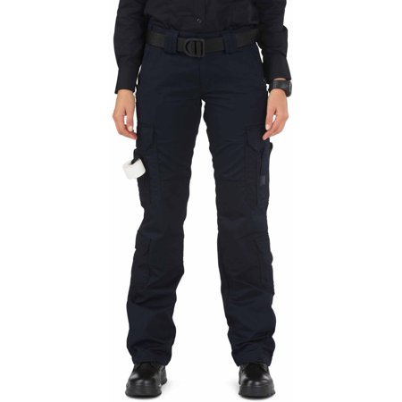 5.11 Tactical Women's EMS Pants, Dark Navy thumbnail