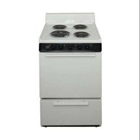 Premier ECK100TP Biscuit 24; Electric Range with 3 Cu. Ft. Capacity One 8; Coil Element Three 6; Coil