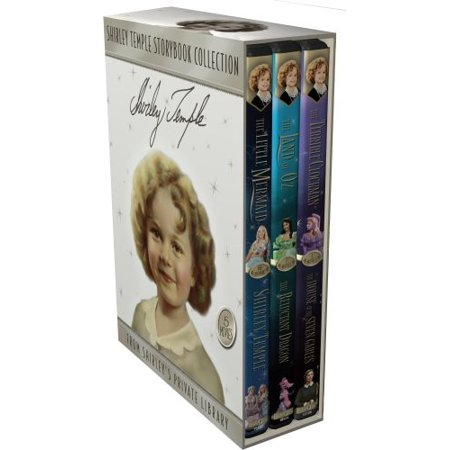 Shirley Temple Storybook Collection: The Terrible Clockman / The House OF the Seven Gables / The Land of Oz / The Reluctant Dragon / The Little MermAid (DVD) - Temple Guard Legends Of The Hidden Temple