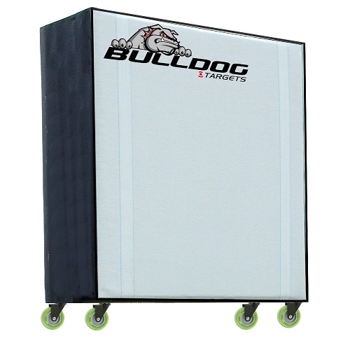 "Bulldog RangeDog 36"" x36 ""x 12"" Flat Face Archery Target (w  Wheels) by"