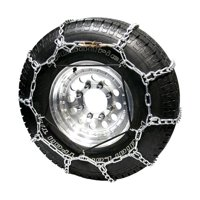 Peerless Truck Tire Chains with Rubber Tighteners, #322930