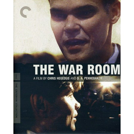 The War Room (Criterion Collection) (Blu-ray)
