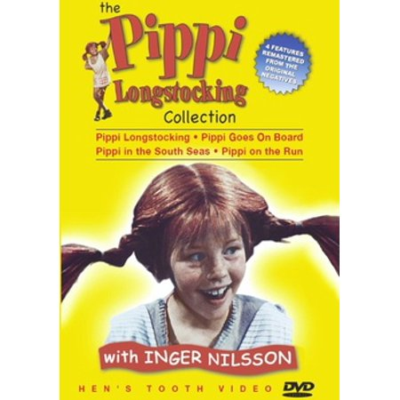The Pippi Longstocking Collection (DVD) for $<!---->