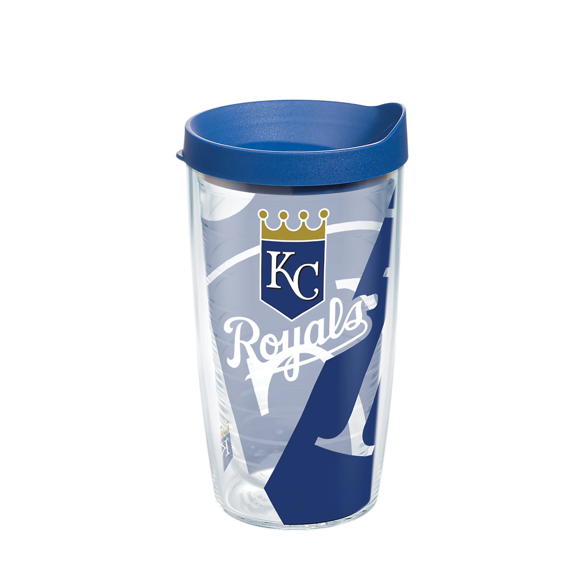 MLB Kansas City Royals Genuine 16 oz Tumbler with lid