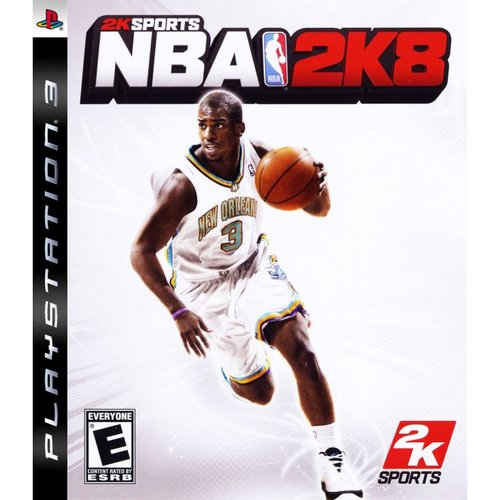 NBA 2K8 (PS3) - Pre-Owned