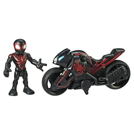 Marvel Kids Com Create A Superhero (Playskool Heroes Marvel Super Hero Adventures Kid Arachnid Web)