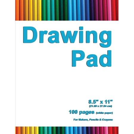 Drawing Pad : 8.5
