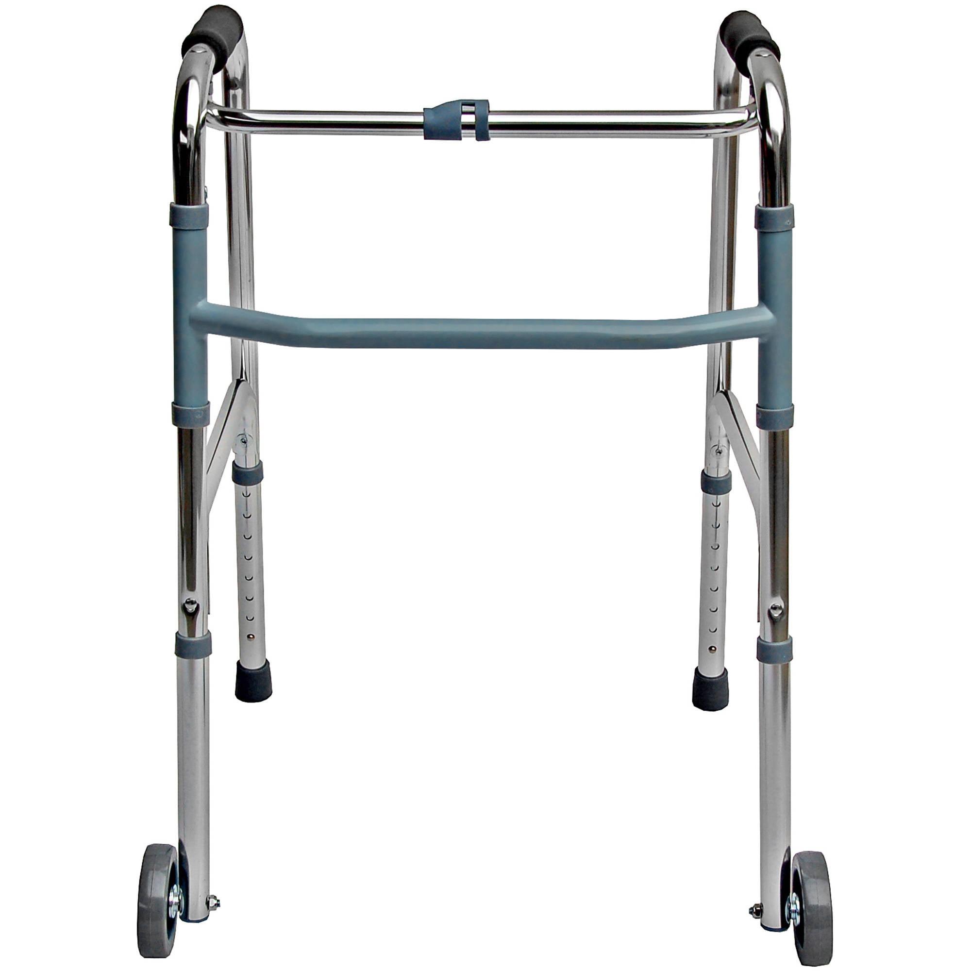 Image of Accela Folding Wheeled Walker