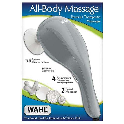 Wahl All-Body Massage Powerful Therapeutic Massager 1 ea (Pack of 3)