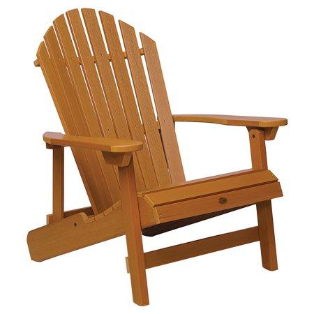 Highwood Reg King Hamilton Folding Reclining Adirondack Chair