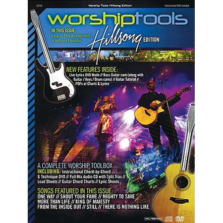 Worshiptools - Hillsong Edition : Book/CD/DVD Pack