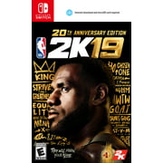 NBA 2K19, 2K, PlayStation 4, 710425570490 - Walmart com