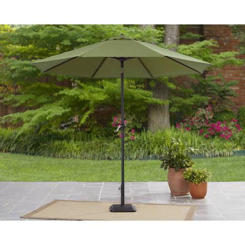Mainstays Belden Park 9' Umbrella by Courtyard Creations Inc