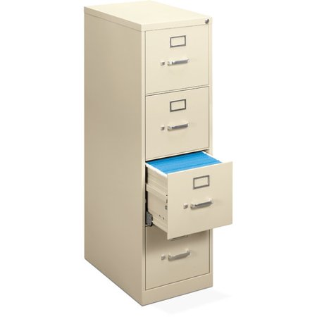 Hon Basyx H410 Series 4 Drawer Locking File