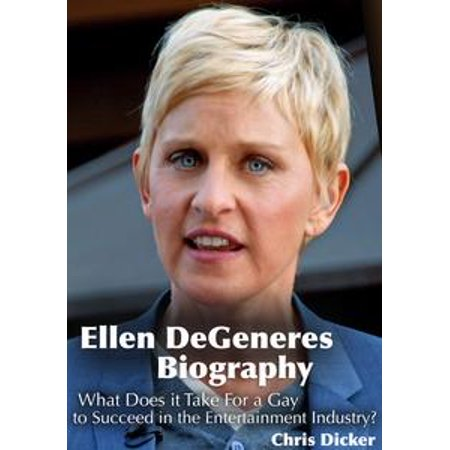 Ellen Degeneres Halloween Candy (Ellen DeGeneres Biography: What Does it Take For a Gay to Succeed in the Entertainment Industry? -)