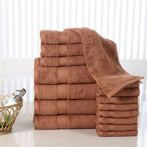 Affinity Linens Elegance Spa 16 Piece Towel Set