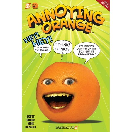 Annoying Orange Graphic Novels Boxed Set Vol. #4-6