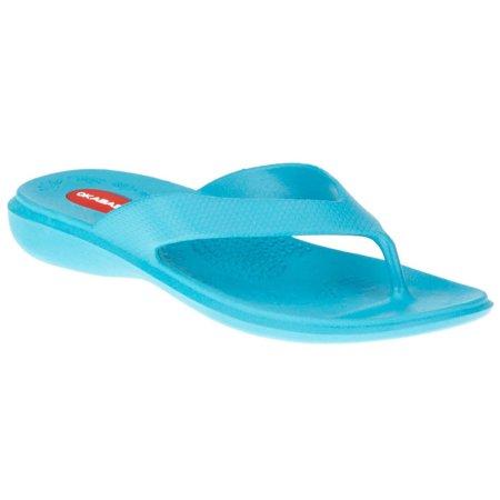 22a44d08e2269a OKABASHI - Okabashi Womens Maui Orthopedic Thong Flip Flop Sandal Shoe  Footwear - Walmart.com