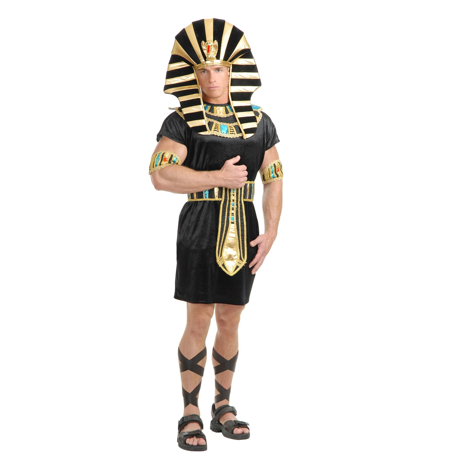 Mens King Tut Halloween Costume