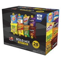 Frito-Lay Bold Mix Variety Pack, Party Size, 28 Count