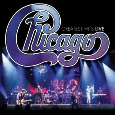 Chicago Greatest Hits Live (CD)