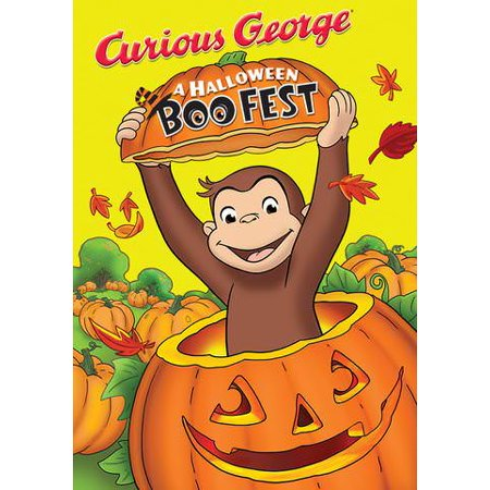Curious George: A Halloween Boo Fest (Vudu Digital Video on - Curious George Halloween Boo