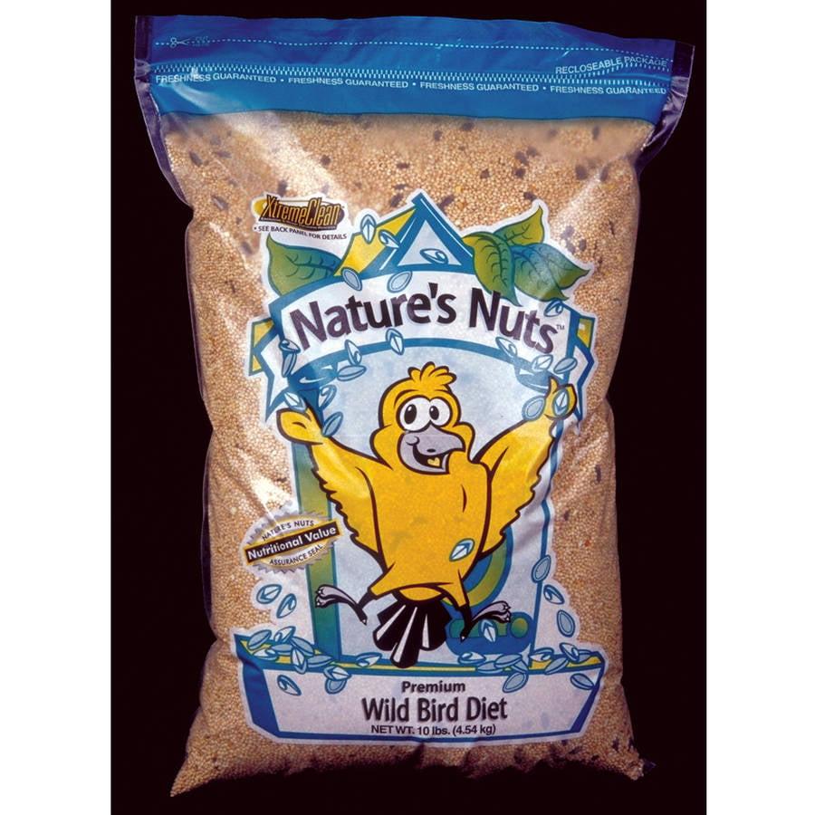 Natures Nuts 00041 25 Lbs Premium Wild Bird Diet
