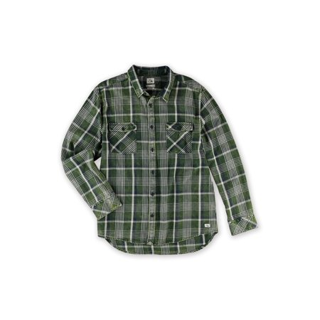 - Quiksilver Mens Tanger Button Up Shirt