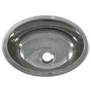 Opella 13.3'' L X 10.5'' W Bar Sink